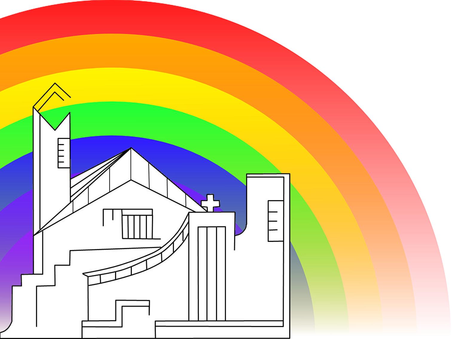 Band Regenbogen
